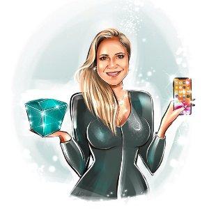 Monica Profile Picture