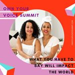 10.1-10.31: Own Your Voice Virtual Summit