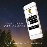 Check out our featured PRO Camper - @faster_fitness
