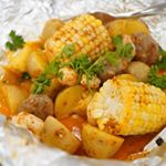 Summer Calls for a Shrimp Boil!