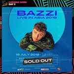 BAZZI Live @ The Bee, July 18 2019 SOLD OUT! Limited Tickets at the door!