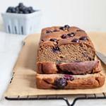 Gluten-Free Blueberry Bread Loaf