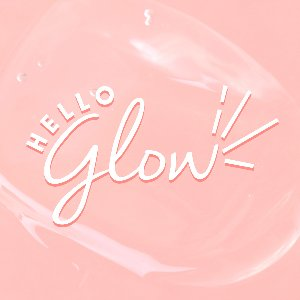 Hello Glow Official Profile Picture