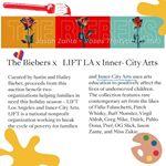 The Biebers x INNER-CITY ARTS