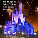 Planning a Disney World Visit