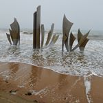 """Omaha Beach"" Normandy, France"