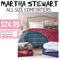 Martha Stewart Comforters