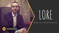 Lore Creator Aaron Mahnke Interview
