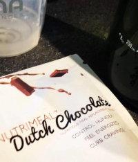 Chocolate Nutrimeal YUMMMMMM