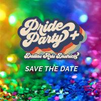 PRIDE PARTY+ 2021 Schedule