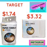 Toallas de papel en oferta