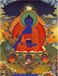 Medicine Buddha Practice Session, Every Monday. 7pm EST