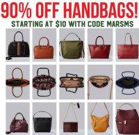 Handbags as low as $10 🏃♀️💨💨💨