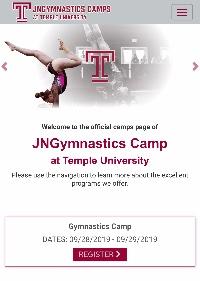 Temple Fall Camp