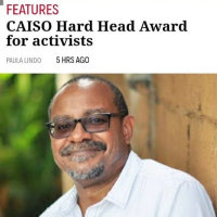 Newsday coverage of our Hard Head Award