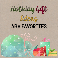 Holiday Gift Ideas (Guest Blog Post)