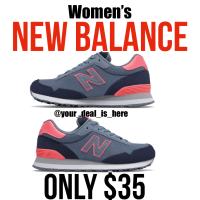 Women's New Balance Clearance