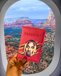 Buy a custom passport cover ツ