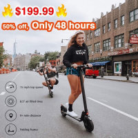 50% off Electric Scooter (3D Delivery)