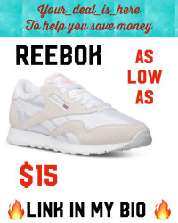 Rebook only $15 🏃♀️🏃♀️🏃♀️💨💨💨
