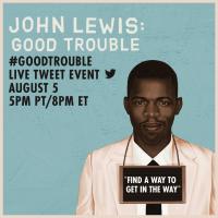 Watch John Lewis: Good Trouble