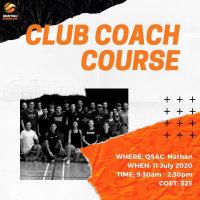 Club Coaching Course