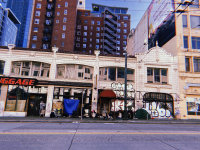Seattle to set up homeless shelters in Belltown hotels