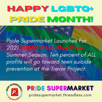 Pride Supermarket by Roy