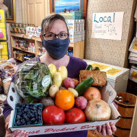 Produce Box Sign-Up