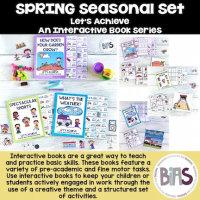 Let's Achieve Interactive Books (Spring Set) via BIAS Store