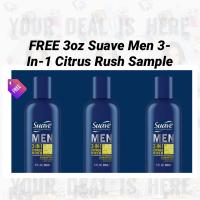 Suave Men 3-1 sample