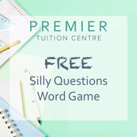Silly Questions Word Game