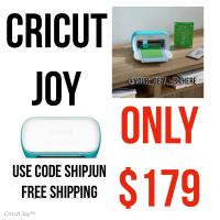 Cricut On sale $179