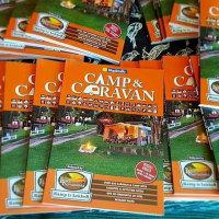 CAMP&CARAVAN  Travel Book