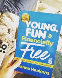 "Buy My Book - ""Young, Fun, & Financially Free"""