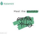 Kalamint Interview