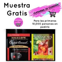 Muestra gratis de Té Negro