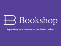 Podcast and Events Partner Bookshop! Support Local Book Stores