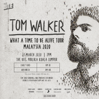 Tom Walker Live @ The Bee, March 27th 2020