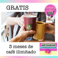 Café GRATIS en Panera