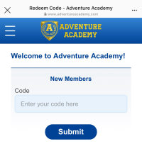 ABC mouse Adventure Academy 3rd - 8th  grade