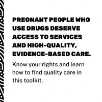 Pregnancy and Substance Use Toolkit