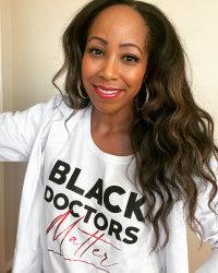 BLACK DOCTORS MATTER shirt