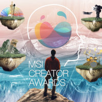 #Join MSI Creator Awards and Show Your Talents to The World Now 🏆