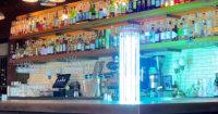 UV-C sanitizing light at restaurants