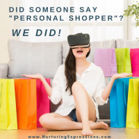 Get FREE Virtual Personal Shopping
