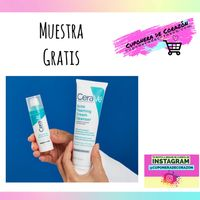 Muestra gratis de CeraVe Acne Foaming Cream Cleanser