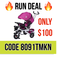 $100 baby tricycle