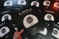 FHLR Vinyl ⚫️ Black rogue gold