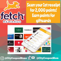Fetch Rewards   free - Earn points!